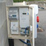 Coffret electrique de chantier location