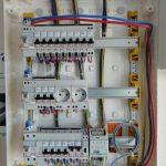 Cablage tableau electrique maison