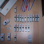 Tableau electrique montage