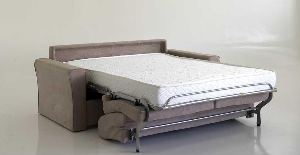 Canape clic clac pour couchage quotidien maison mobilier - Lit convertible couchage quotidien ...