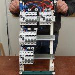 Cablage tableau electrique