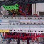Tableau electrique 380 volts
