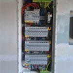 Encastrer tableau electrique