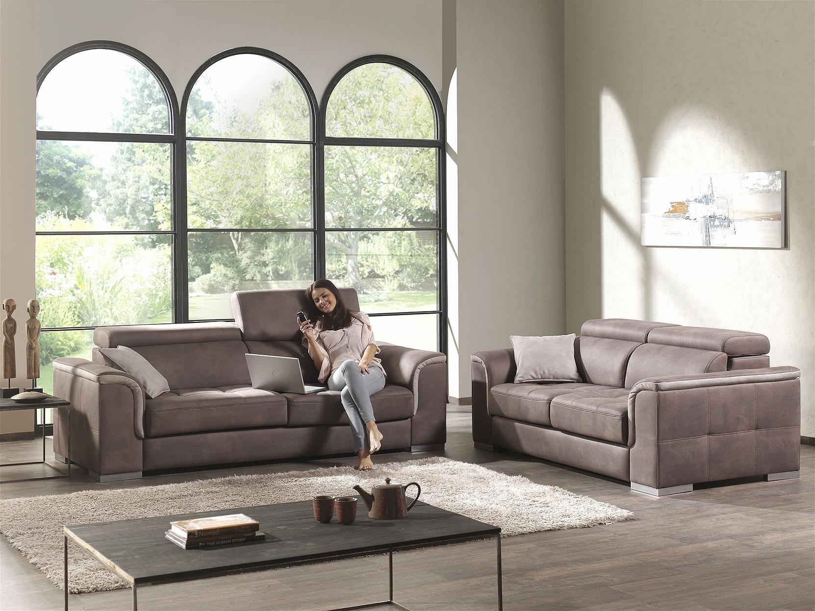 Canapé lit quimper - Maison mobilier jardin