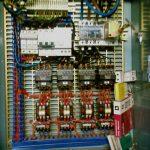Tableau electrique tetrapolaire