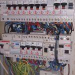 Tableau electrique cablage