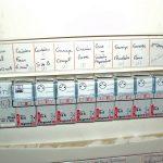 Tableau electrique et disjoncteur