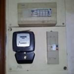 Tableau compteur electrique